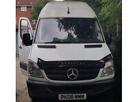 Mercedes Sprinter LWB high Roof Catering / Burger Van / Mobile Van / Food Van