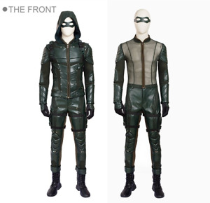 Green Arrow Costume Deluxe Outfit Halloween costume