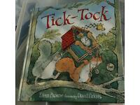 Tick tock childrens book