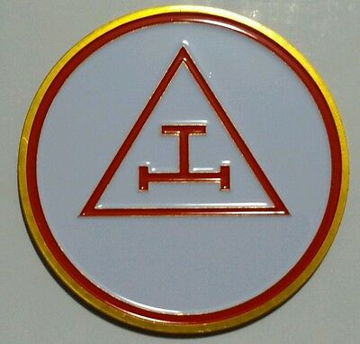 Royal Arch Mason Car Emblem  - Royal Arches Collection
