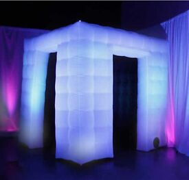 Brand New Inflatable Professional LED Photo Booth Tent - Weddings, Events | Inflatable photo booth