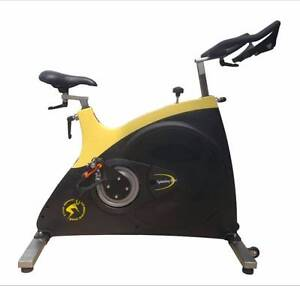 NEW Spin Bike V2 proffessional spin class bike, enclosed frame! Malaga Swan Area Preview