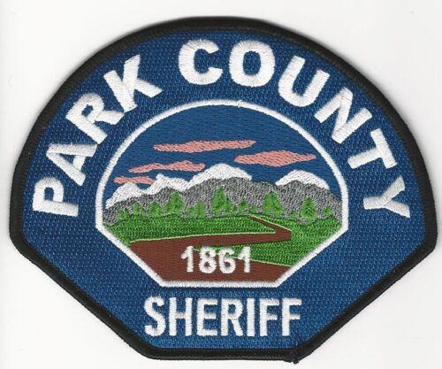 Park County Sheriff State Colorado CO Scenic
