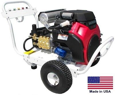 Pressure Washer Commercial - Portable - 5.5 Gpm - 3500 Psi - 20 Hp Honda - Hp