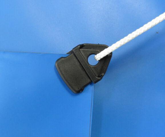 60//28x12x9,0mm 10 Chassisklemme  Kabelschelle Chassisklammer Klemmschelle