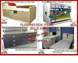 FLOORSTOCK CLEARANCE-EVERYTHING MUST GO! Ingleburn Campbelltown Area Preview