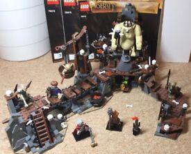Lego Hobbit - The Goblin King Battle - 79010