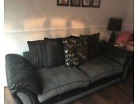4+2 seater DFS sofa