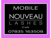 Nouveau eyelash extensions 07835 163508