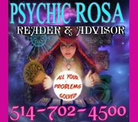 ✨PSYCHIC READINGS BY MADAM ROSA WILL HELP YOU IN ALL PROBLEMS✨