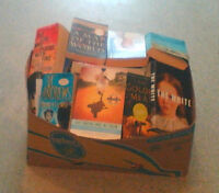 TO GIVE AWAY A BOOKS OF BOOKS (must take all)