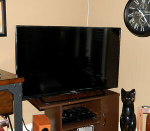 """FOR SALE -  50"""" LED TV (Element) With Remote"""
