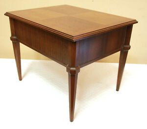 PERFECT MID CENTURY LIVING ROOM TABLE SET SEE VIDEO