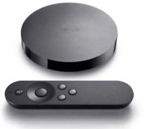 Nexus Player Android TV Streaming Box