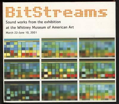 BITSTREAMS 2-CD DIGIPACK electronic Jim O'Rourke Andrea Parkins Eliott Sharp * Sharp Electronics Cd