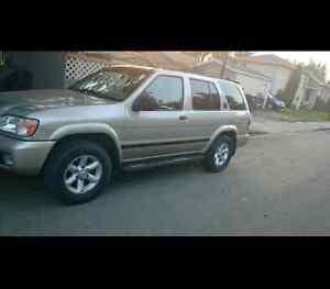 2003 Nissan Pathfinder $1200 OBO