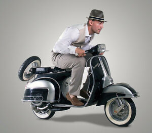 **Famous** Vespa / 150cc Sprint / Pristine & Loved