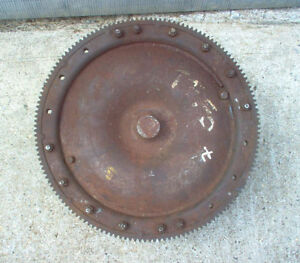 1956 FORD FORD-O-MATIC FINNED ALUMINUM TORQUE CONVERTER London Ontario image 2