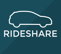 Ride Share / Parcel delivery Available