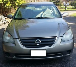 2003 Nissan Altima CERTIFIED & ETESTED