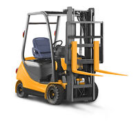 INTERNSHIP: Forklift Operator - volunteering UNPAID for a month