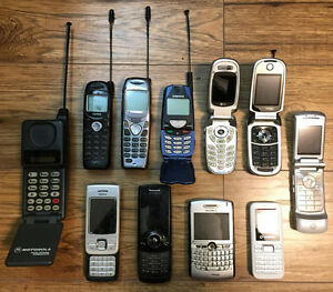 11 High End Cell Phones