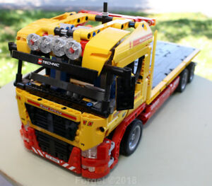 For Sale. Lego Technic 8109 Flatbed Truck