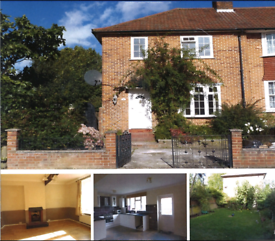 3 bed house in Hanwell