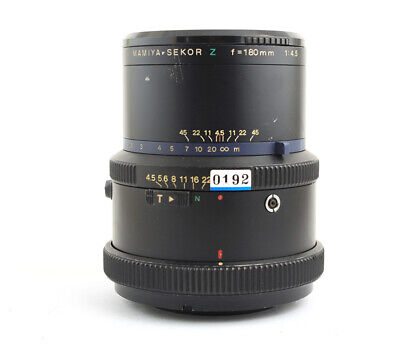 Mamiya RZ 67 180mm F4.5 Lens