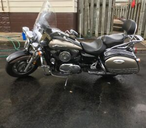2007 Kawasaki Nomad  Clean Bike