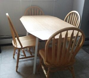 Kitchen table set for SALE!