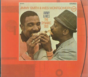 cd - Jimmy & Wes: The Dynamic Duo CD  SOUL JAZZ OLIVER NELSON (J