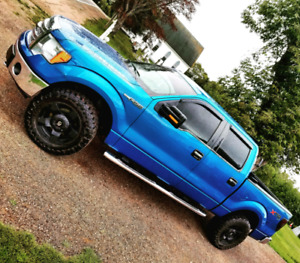2014 ford f150 5.0 4X4