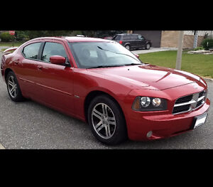 2006 Dodge Charger RT Hemi -- Safetied and E-Tested!
