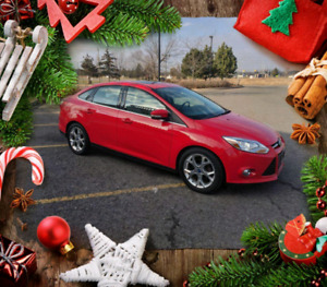 2012 Ford Focus SEL Safetied Ready to Go!