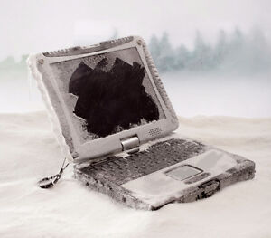 TOUCH SCREEN TOUGHBOOK CF-19 RUGGED LAPTOP MAGNESIUM ALLOY