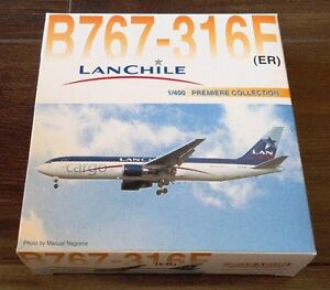 Dragon Wings 1/400 Boeing 767-300ER LAN Chile Cargo
