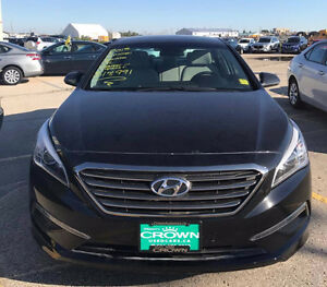2015 Hyundai Sonata 2.4L GL Sedan - LEAST EXPENSIVE OF THEM ALL!