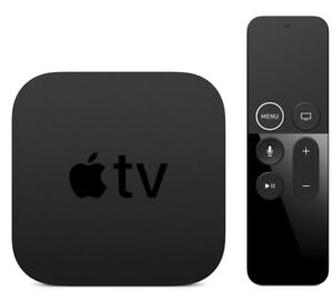 APPLE TV 4K 64 GB USED ONCE $275 & BLUETOOTH CONTROLLER 2018