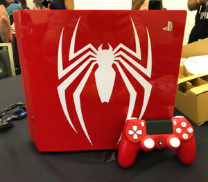 Ps4 pro spiderman without game.