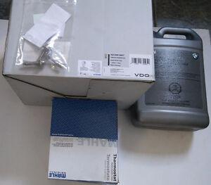 N54 N55 BMW Water pump Kit(Pump, bolts thermostat + coolant)
