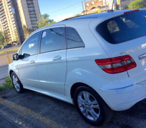 MERCEDES B20 2009 Accident free Oner owner Panoramic  roof