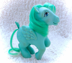 G1 My Little Pony Medley Original 1983 Vintage MLP Hasbro 80s