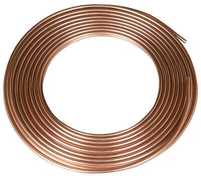 Watts Pre-cut Copper Tubing 38 In. Dia. X 10 Ft. L