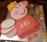 Cake for all occasions! Birthday anniversary bridal baby etc..