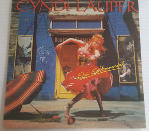 Cyndi Lauper - She's So Unusual - Lp