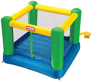 Little Tikes Inflatable Bouncer, 8' x 8'