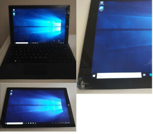 (crack) Microsoft Surface Pro 3 Laptop - Core i7,256G SSD,8G RAM