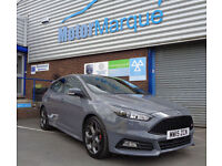 Ford Focus 2.0 T ( 250ps ) ( s/s ) 2015.5MY ST3