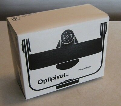 Optipivot Tri-Axial 35MM Camera Mount Torkel Korling Gimbal Tripod Head New Box